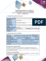Guía de actividades y rúbrica de evaluación - Paso 3 - Diagnóstico (1)
