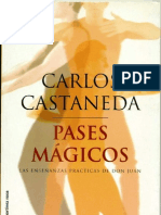 Carlos Castañeda - Libro Pases Magicos - Primera Version
