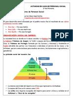 PS Act Casa 29 Organizac Social Inca- 2º Gº