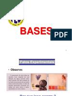 BASES  SAIS E OXIDOS 1 serie