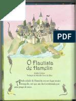 História - O Flautista de Hamelin