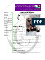 Gemini Kittens