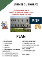 TRAUMATISME DU THORAX COURS [Enregistrement automatique].pptx