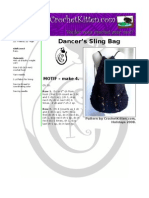 Dancer's Sling Bag