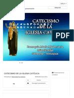 CATECISMO DE LA IGLESIA CATÓLICA - ppt descargar