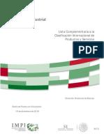 Lista complementaria clasificador 2018.pdf
