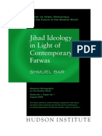 Jihad Ideology in Light of Contemporary Fatwas 2006
