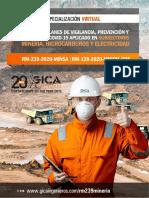 Procedimiento Plan Vigilancia, Prevención y control COVID-19