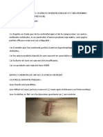TRAITEMENT MÉDICAL DES CICATRICES HYPERTROPHIQUES ET CHÉLOÏDIENNES