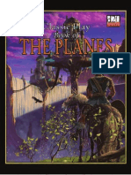 D&D 3e - Supplement - Book of the Planes