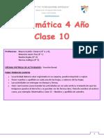 Clase 10 - 4to - matemática.pdf