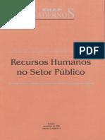 Recursos Humanos no Setor Público.pdf