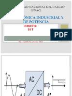 Electrònica Industrial y de Potencia