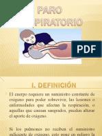 03.- Paro respiratorio dd