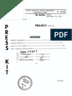 ESRO-1B - Press kit
