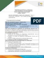 Guia de actividades y Rúbrica de evaluación unidad 2 y 2 construir y aplicar un modelo diagnóstico organizacional Fase 4.pdf