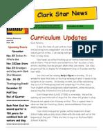Clark Star Newsletter 1119