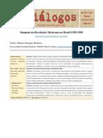 artigo - imagens da Revoluçao mexicana no Brasil