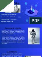 EXPO DE ROBOTICA
