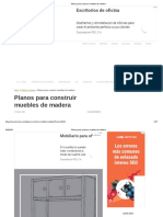 Planos para construir muebles de madera.pdf