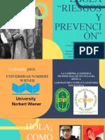 Ébola Riegos y Prevención-Universidad Norbert Wiener