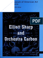 1999 - Elliott Sharp & Carbon orchestra