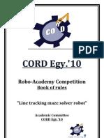 Robo-Academy Competition BOR 2010