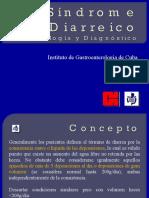 Síndrome Diarreico