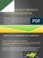 Clase 2 Conceptos básicos comercio electrónico