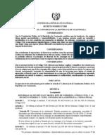 Decreto 27-2010 Reformas al Civil y Penal