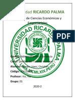Caso - minerales peruanos