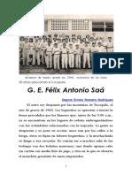 G. E. Félix Antonio Saá