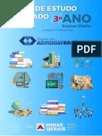 PET 1 - JUNHO 3º ADM PROCESSOS FINANCEIROS E ORÇAMENTÁRIOS