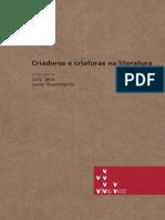 Criadores e criaturas na literatura