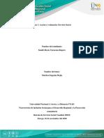 Fase 3 - Acción y Evaluación Servicio Social