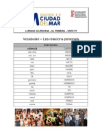 Unitat 9 - Vocabulari - Ortografia - Gramàtica - Expressió Escrita