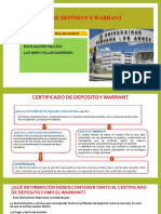 PDF CERTIFICADO DE DEPOSITO Y WARRANT.pptx
