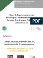 Guías de Reprocesamiento de Endoscopios Recomendaciones de la Sociedad Americana de Endoscopía Gastrointestinal.pdf