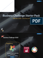 Business Challenge Booklet