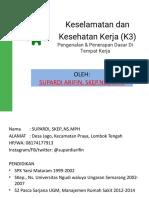 Materi K3RS