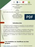 EXPOSICIÓN AGROCLIMATOLOGÍA