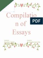 Compilation of Essay