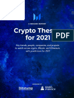 Messari Report Crypto Theses for 2021