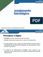 Aula 5 - Planejamento Estratégico