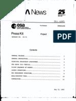 Exosat Press Kit