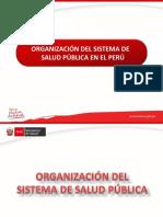 Organización del Sistema de Salud en el Perú