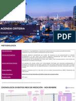 Agenda Criteria Noviembre 2020
