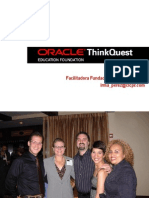 Oracle ThinkQuest (por Irma Pérez)