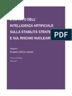 l'Impatto Dell'Intelligenza Artificiale Sulla Stabilità Strategica e Sul Rischio Nucleare - Volume II Prospettive Dell'Asia Orientale