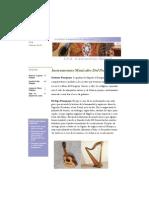 Instrumentos Musicales Del Paraguay